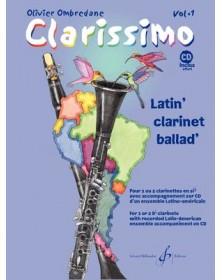 Clarissimo Volume 1