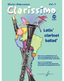 Clarissimo Volume 3