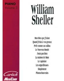William Sheller : Volume 3