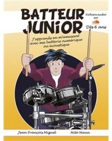 Batteur Junior - Dès 6 Ans