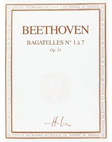 7 Bagatelles Op.33