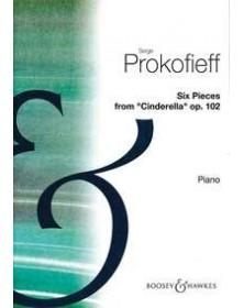 6 Pieces pour piano Op 102...