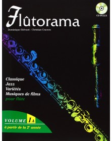 Flûtorama Volume 1A