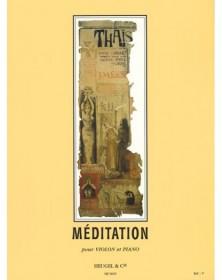 Méditation de Thais -...