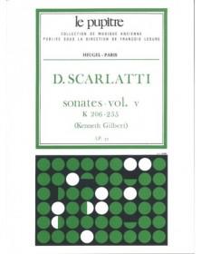 Sonates Volume 5 K206 a K255