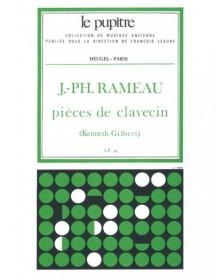 Rameau : Pièces de Clavecin