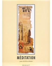 Méditation de Thaïs - Flûte...