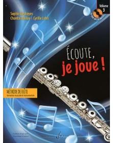 Ecoute Je Joue Volume 3 -...