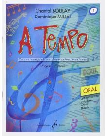 A Tempo - Partie Orale -...