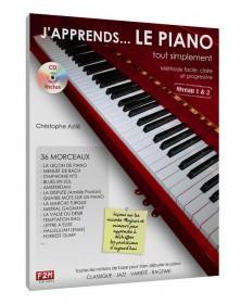 J'apprends le Piano... tout...