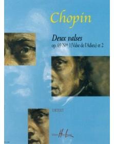 2 Valses Op.69 posthume
