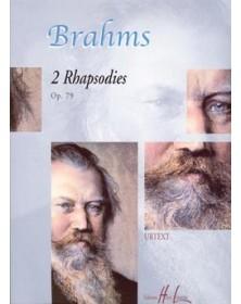 2 Rhapsodies Op.79
