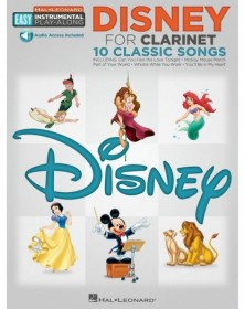 Disney - Clarinette